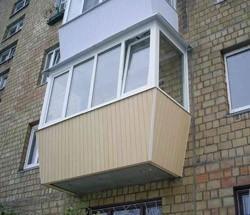 остекление балконов в Бердске