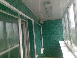 козырьки на балкон в Бердске