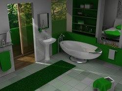 Ремонт ванной комнаты в Бердске