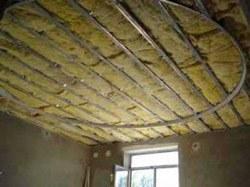 Утепление потолка в Бердске. Утеплить потолок г.Бердск